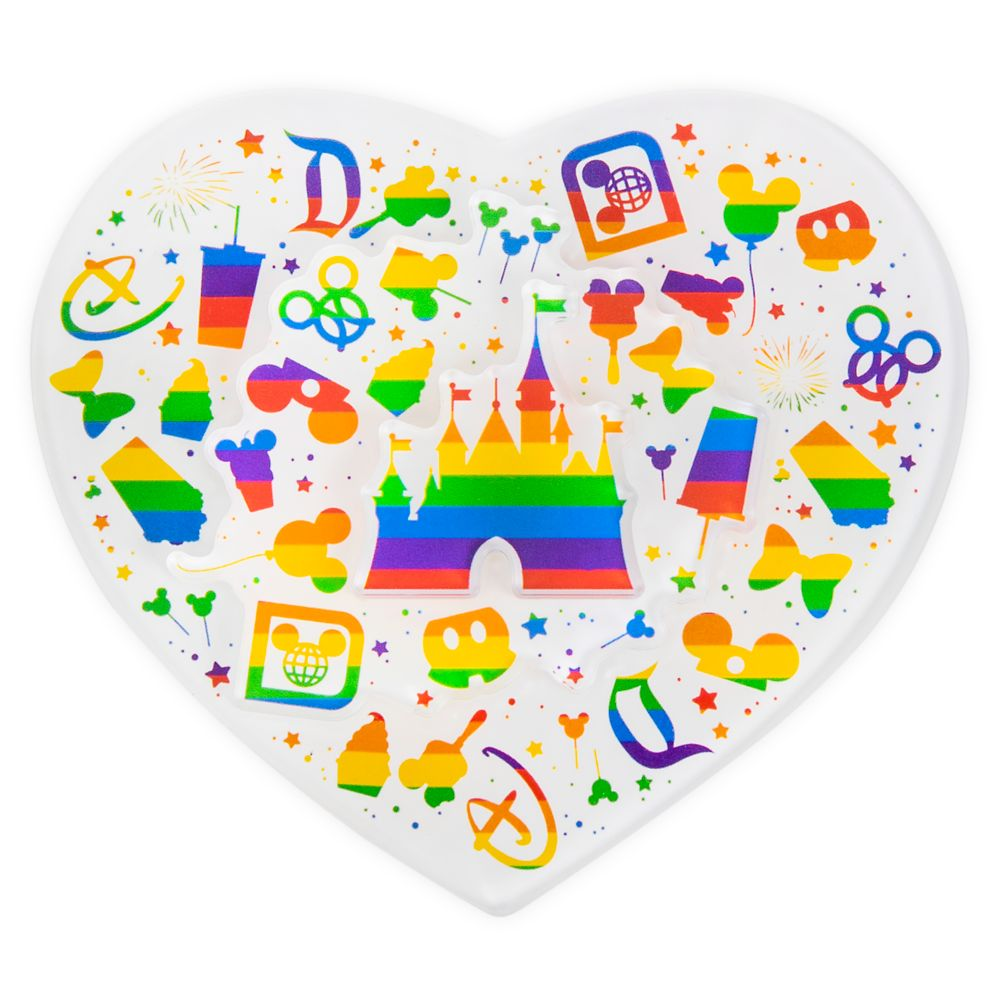 Rainbow Disney Collection Magnet
