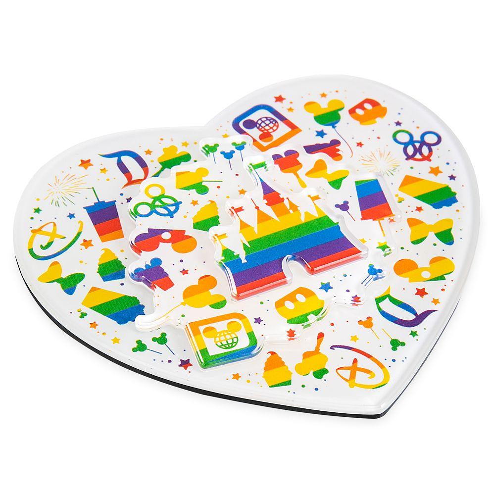 Rainbow Disney Collection Magnet