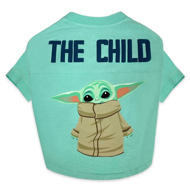The Child Spirit Jersey for Dogs – Star Wars: The Mandalorian