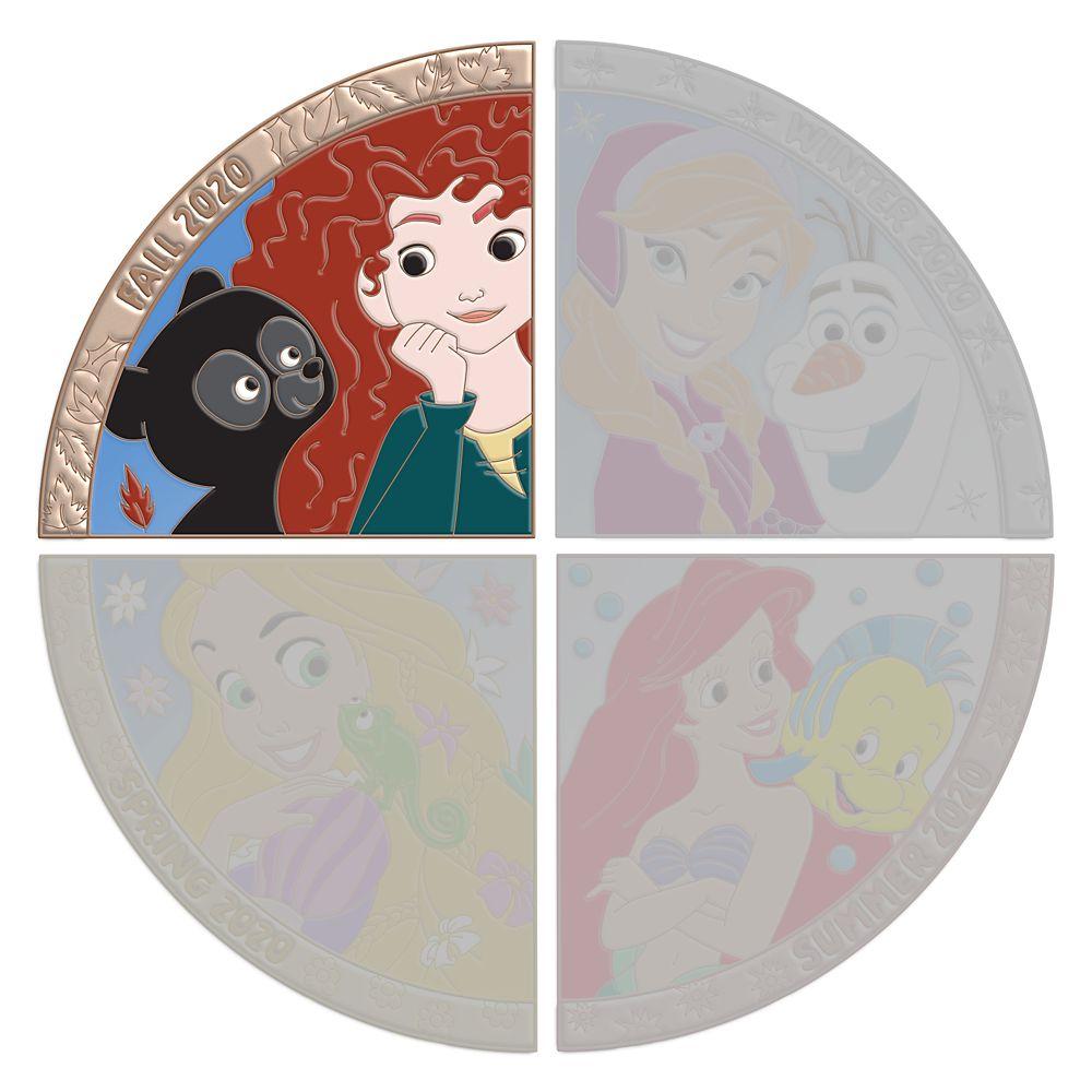 Merida Pin – Brave – Seasons Series – Fall 2020 – Limited Edition