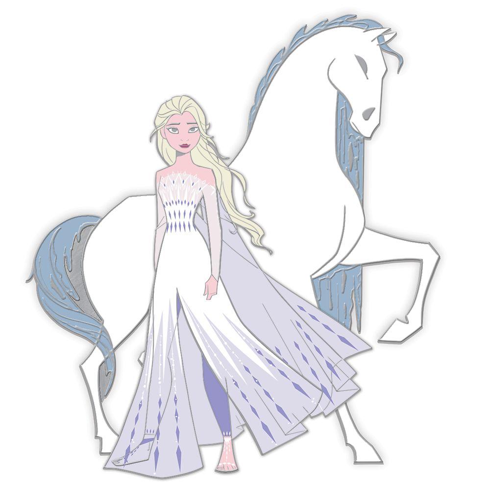Elsa and Nokk Pin – Frozen 2
