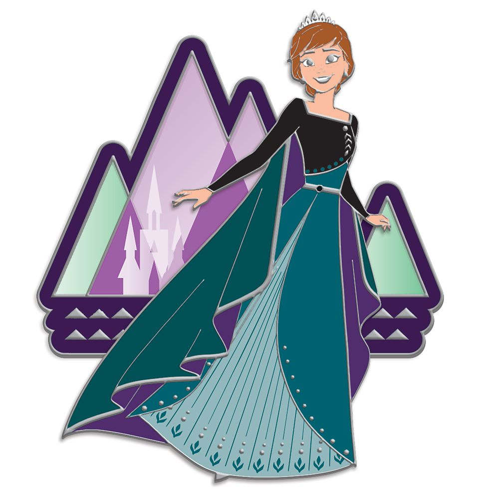 Anna Pin – Frozen 2