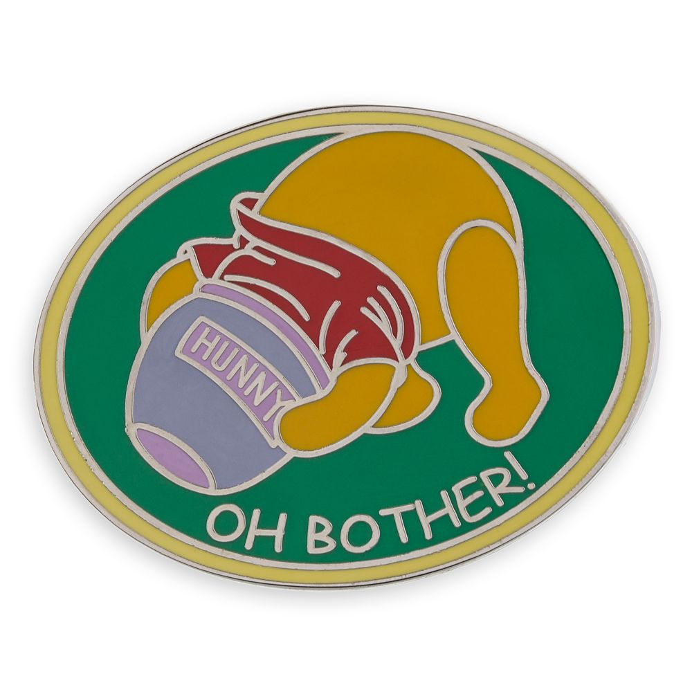 Winnie the Pooh ''Oh Bother'' Pin