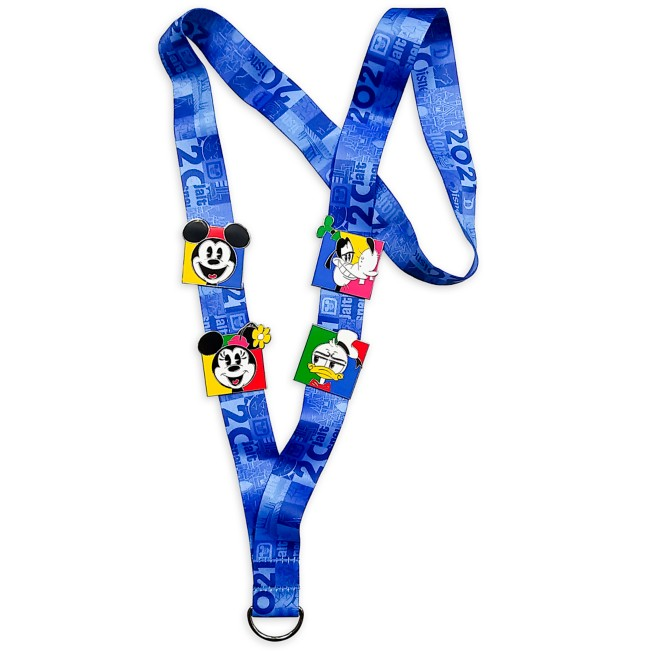 Mickey Mouse and Friends Pin Trading Starter Set – Disney Parks 2021