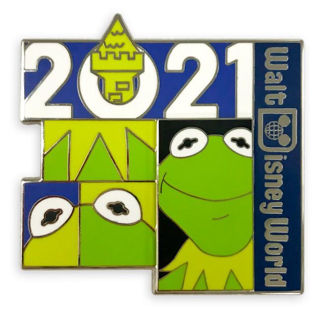 Kermit Pin – The Muppets – Walt Disney World 2021