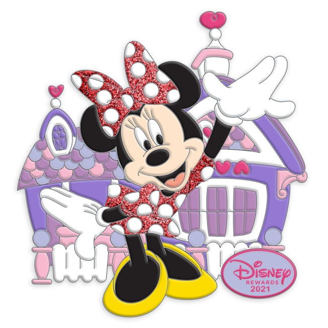Minnie Mouse – Disney Rewards Cardmember Pin 2021