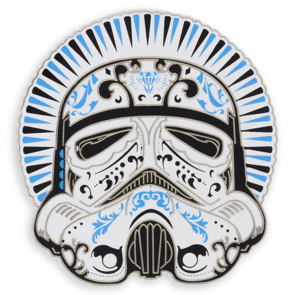 Stormtrooper Helmet Pin – Star Wars