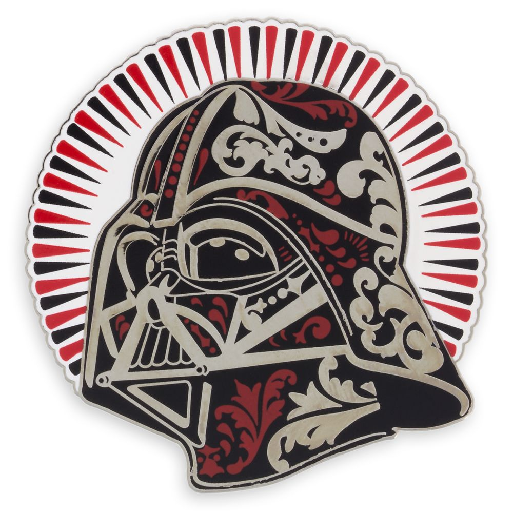 Darth Vader Helmet Pin – Star Wars