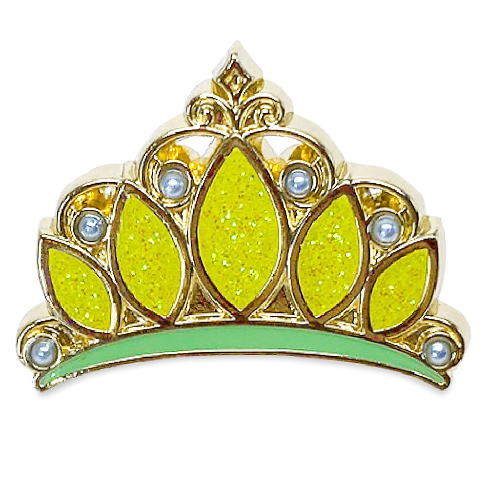 Tiana Tiara Pin – Disney Princess