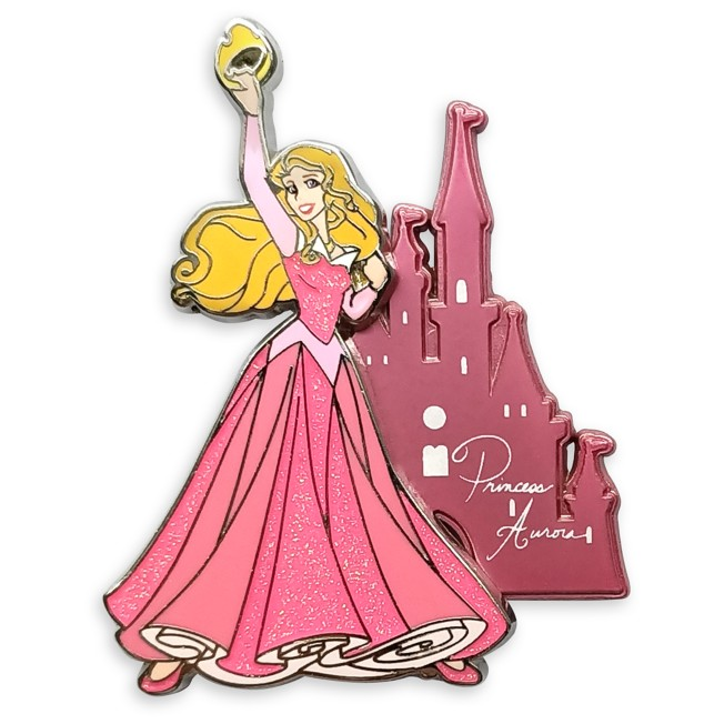 Aurora with Castle Pin – Sleeping Beauty – Disney Princess
