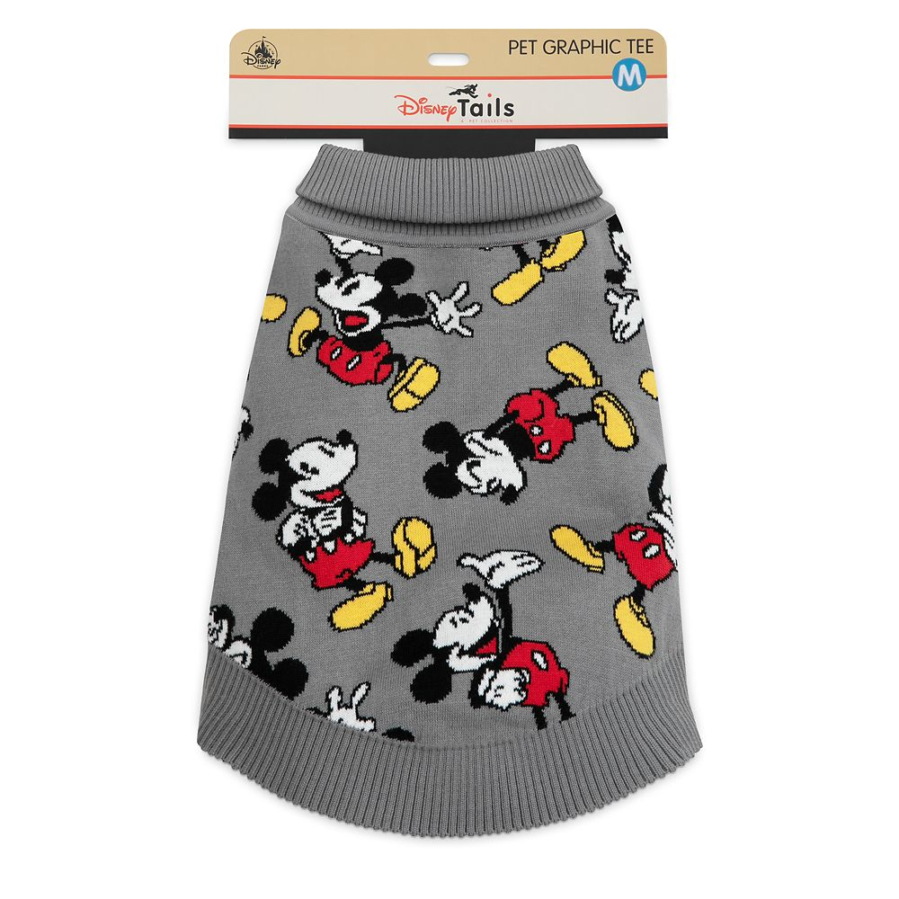 Mickey Mouse Sweater for Dogs