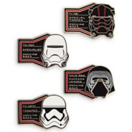 First Order Booster Pin Set – Star Wars: Galaxy's Edge