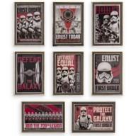 First Order Propaganda Poster Mystery Pin Set – Star Wars: Galaxy's Edge