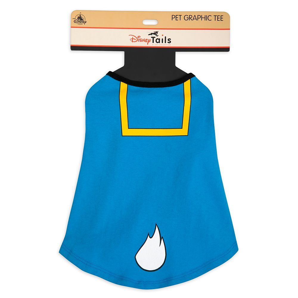 Donald Duck Costume T-Shirt for Dogs