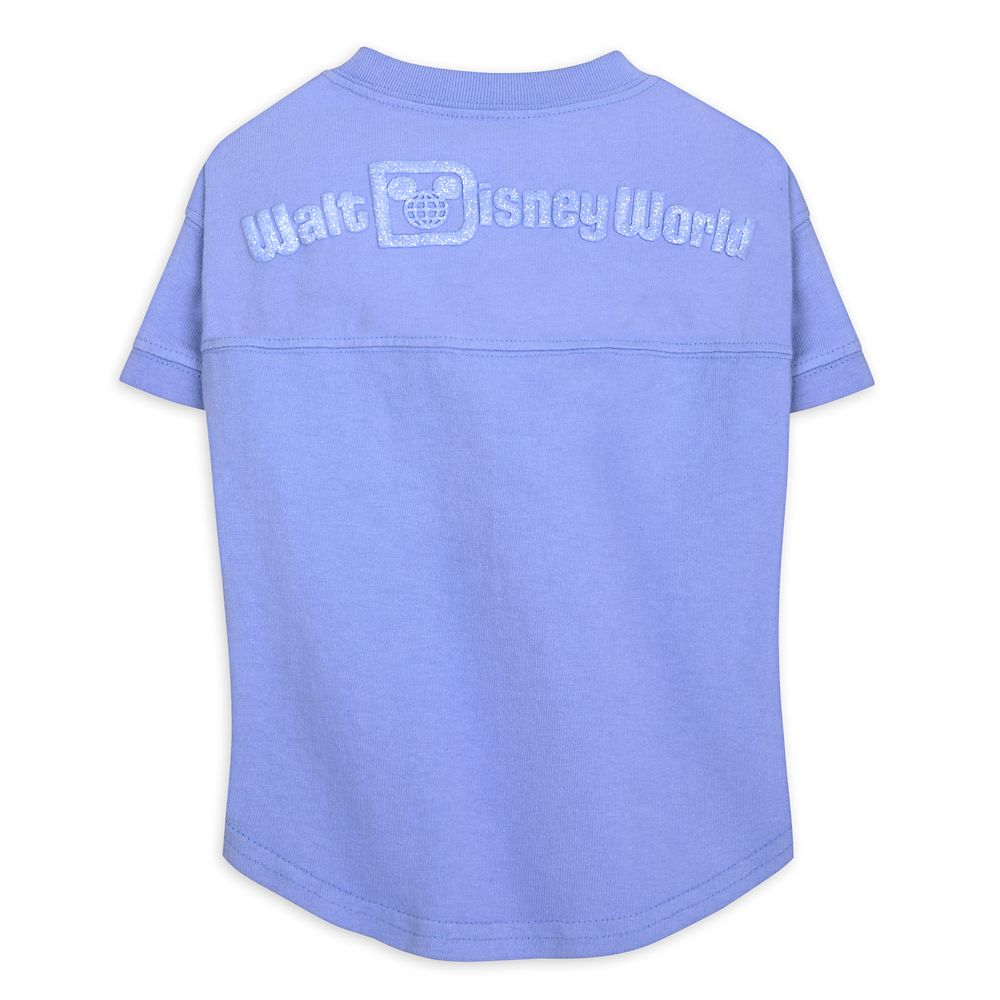 Walt Disney World Spirit Jersey for Dogs – Hydrangea