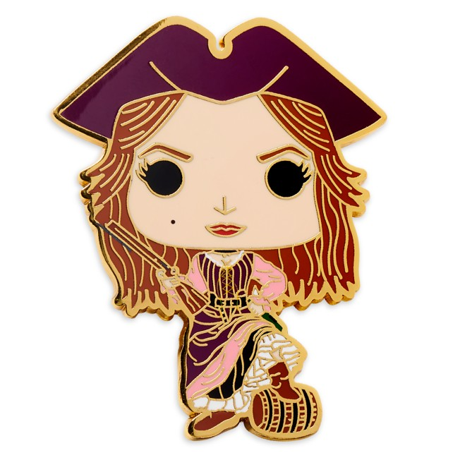 Redd Funko Pop! Pin – Pirates of the Caribbean – Limited Release