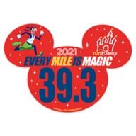 Goofy runDisney 2021 Magnet – 39.3