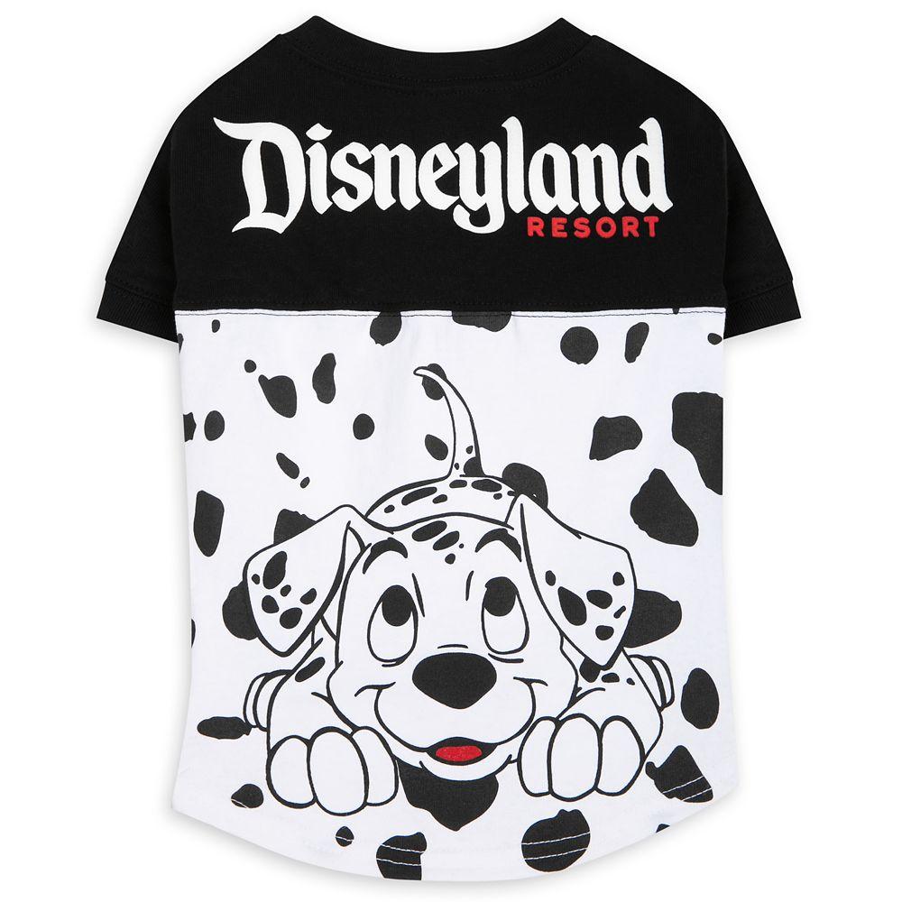 101 Dalmatians Spirit Jersey for Dogs  Disneyland