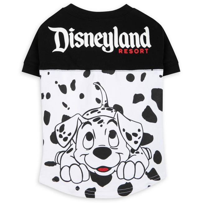 101 Dalmatians Spirit Jersey for Dogs – Disneyland