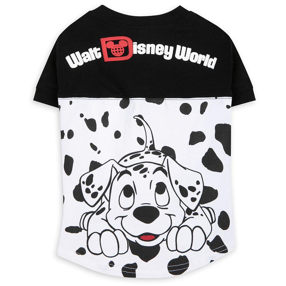 101 Dalmatians Spirit Jersey for Dogs  Walt Disney World