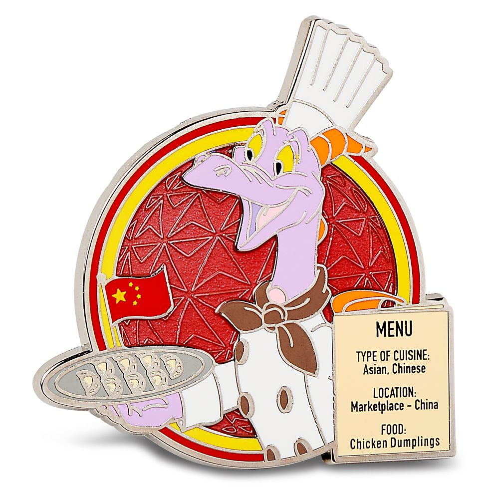 Figment Mystery Pin Blind Pack – Epcot International Food & Wine Festival 2021