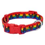 Mickey Mouse Dog Collar – Rainbow Disney Collection