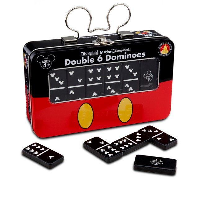 Mickey Mouse Dominoes Set