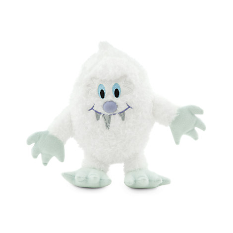 Baby Yeti Plush - Expedition Everest - Mini Bean Bag - 7''