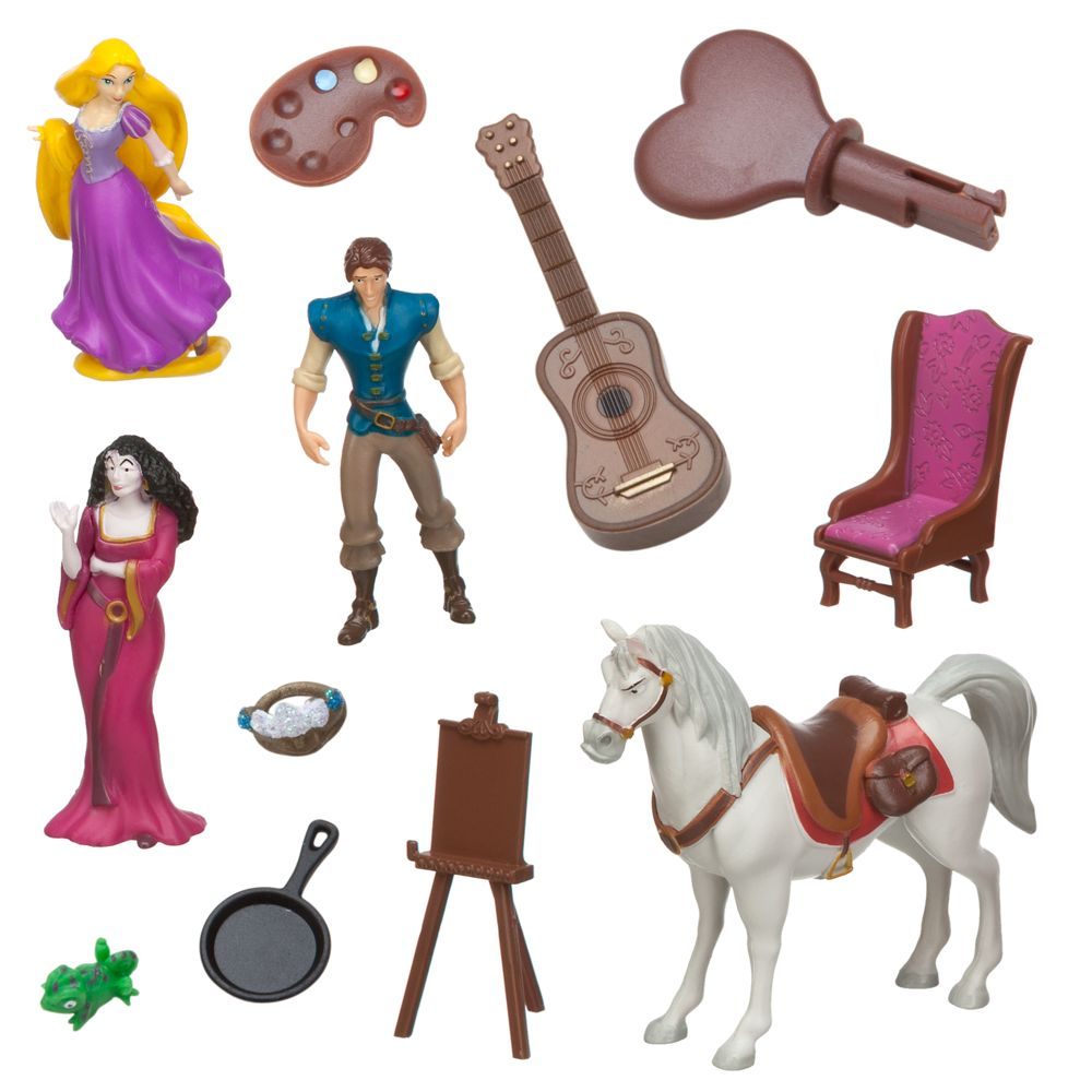 Rapunzel Tower Play Set – Tangled