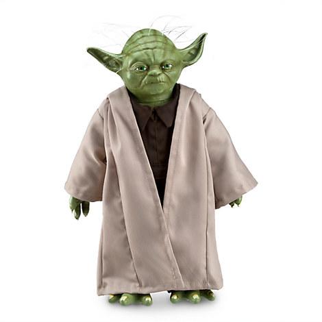 Yoda Figure - Star Tours - 17''
