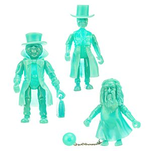 Hitchhiking Ghosts Action Figure Set - The Haunted Mansion