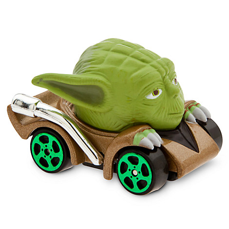 Yoda Die Cast Disney Racers - Star Wars