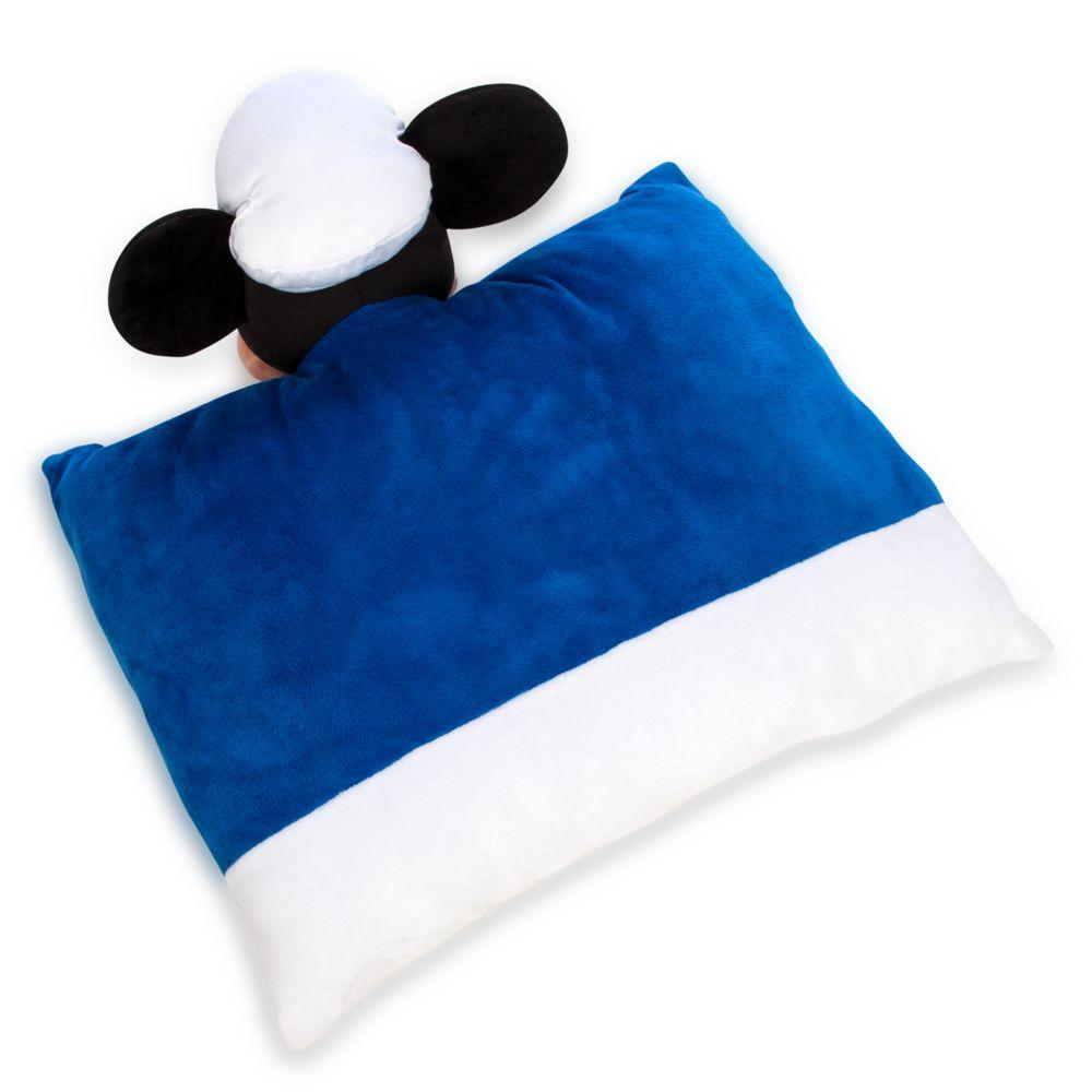 Mickey Mouse Pillow Plush – Disney Cruise line
