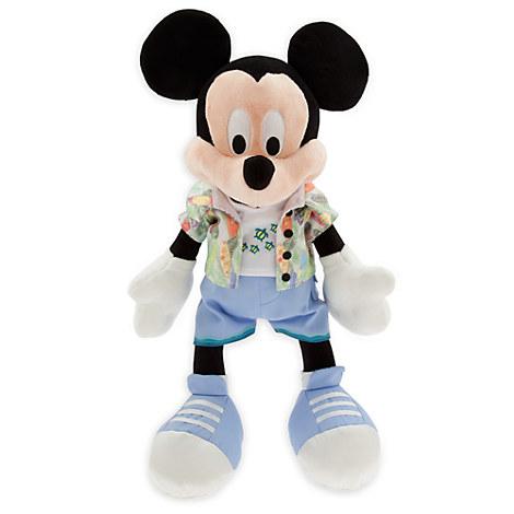 Mickey Mouse Plush - Aulani, A Disney Resort & Spa - Medium - 17''