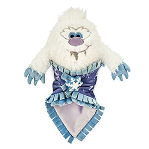 Disney's Babies Yeti Plush Doll and Blanket – Small – 10""