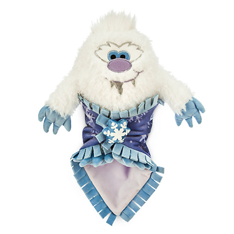 Disney's Babies Yeti Plush Doll and Blanket - Small - 10''