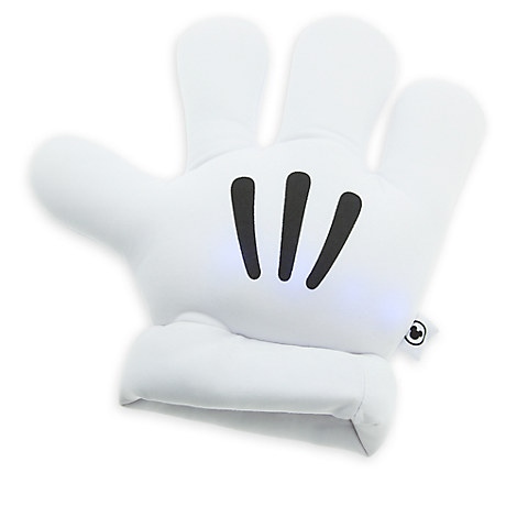 Mickey Mouse Made With Magic Mickey Mitt Plush Glove