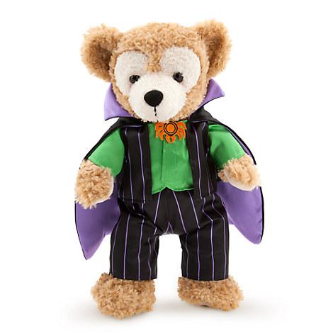 Disney the Duffy Bear Vampire Costume - 17''