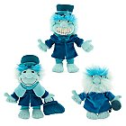 Hitchhiking Ghosts Plush Set - Haunted Mansion - Small - 9''