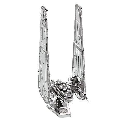 Star Wars: The Force Awakens Kylo Ren Command Shuttle Metal Earth Model