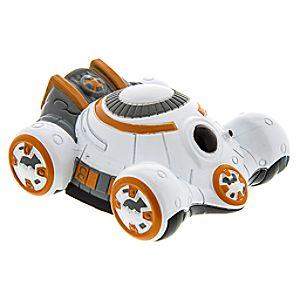 BB-8 Die Cast Disney Racers - Star Wars: The Force Awakens 7512055890052P