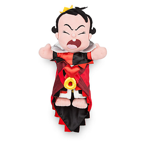 Disney's Babies Queen of Hearts Plush with Blanket - Small - 10''