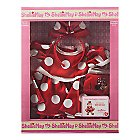 ShellieMay the Disney Bear Minnie Mouse Costume - 17''