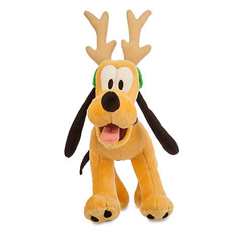 Pluto Holiday Plush - Small - 7''