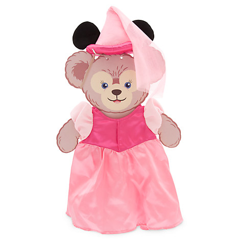 ShellieMay the Disney Bear Princess Minnie Costume - 17''