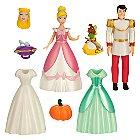 Cinderella Deluxe Figure Fashion Set