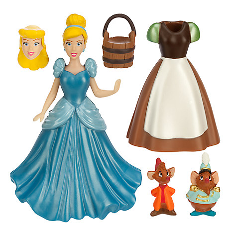 Cinderella Figure Fashion Set