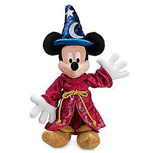 Sorcerer Mickey Mouse Plush - Disney Parks 2016 - Medium - 15