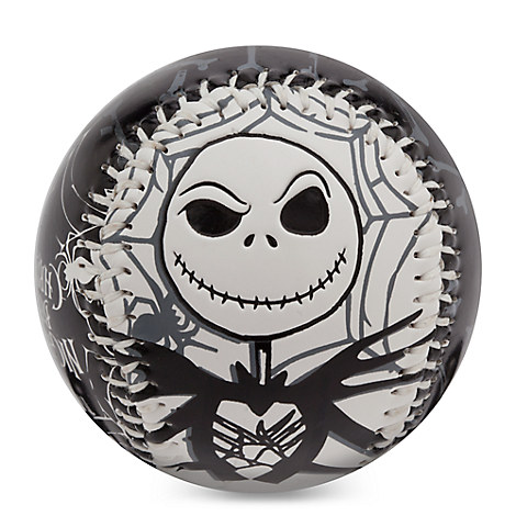 Jack Skellington Baseball