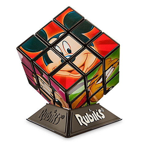 Mickey Mouse and Friends Rubik's Cube - Disney Theme Park Edition